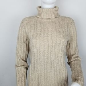 Pendleton Wool & Cashmere Turtleneck Sweater